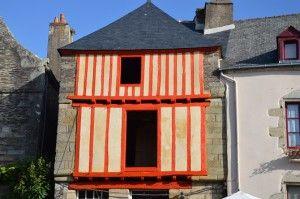 rénovation de façade place du puits