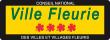 Ville Fleurie 4 fleurs